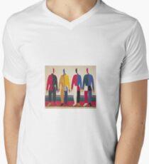 Kazemir Malevich - Spotrsmeny 1931 T-Shirt