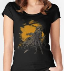 Spice Harvester Women's Fitted Scoop T-Shirt