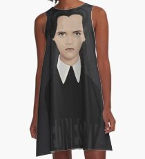 Homicidal Maniac A-Line Dress