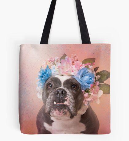 Flower Power, Stella Tote Bag