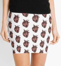 Anatomical heart Mini Skirt