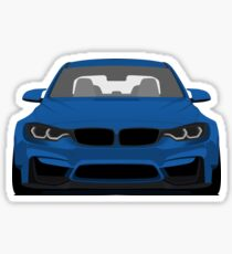 Bimmer Squad Sticker