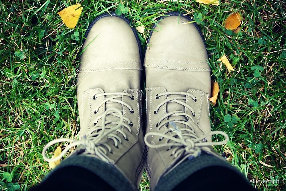 Boots by allie-keech