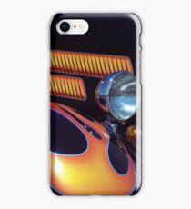 Flaming Suicide Doors iPhone Case/Skin