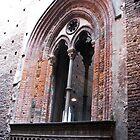 Castle Window in Milan by Studio8107