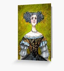 Anna Greeting Card