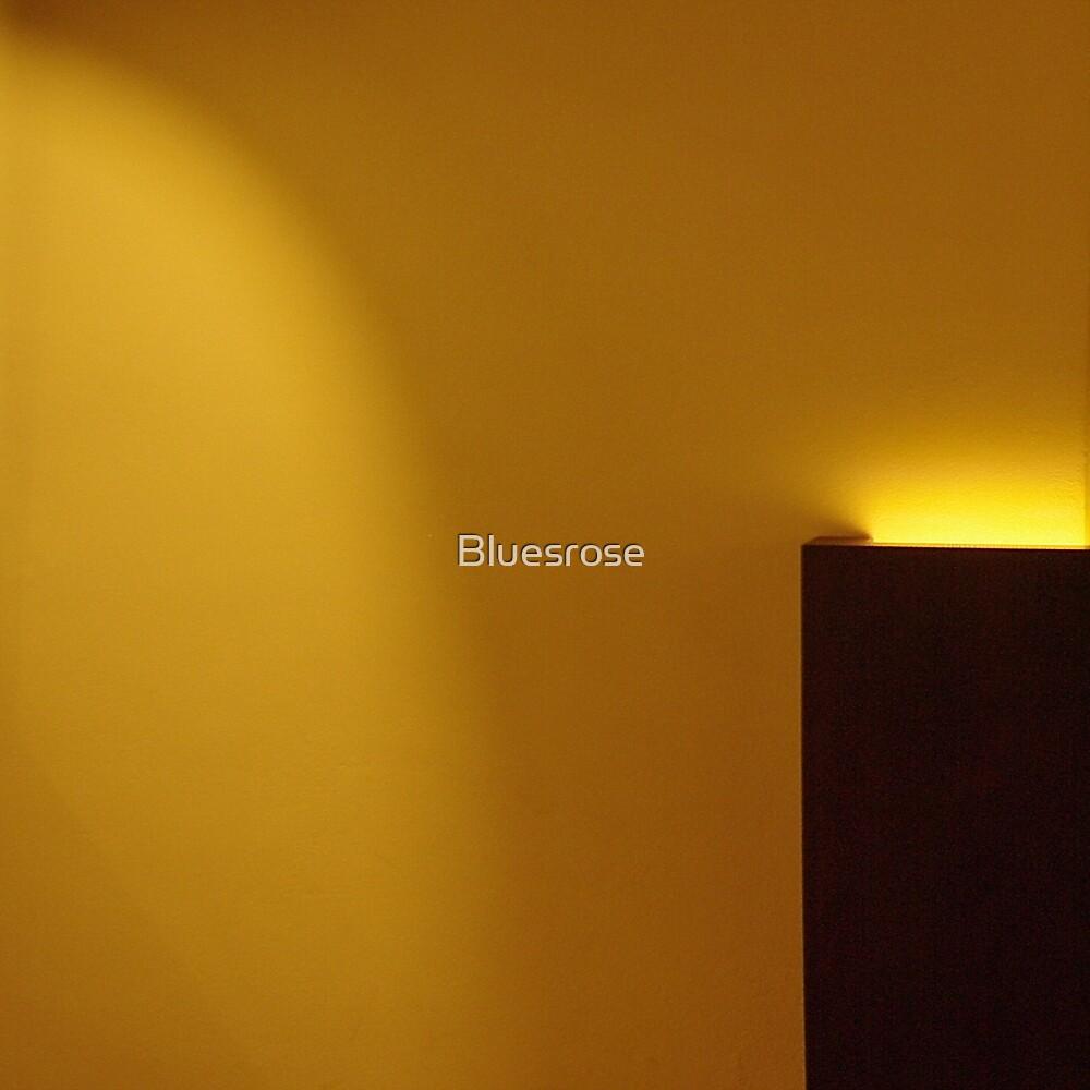 Illuminated wall by Bluesrose