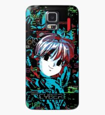 Machine Girl Neo Case/Skin for Samsung Galaxy