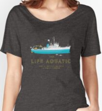 The Life Aquatic with Steve Zissou Women's Relaxed Fit T-Shirt
