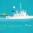 The Life Aquatic with Steve Zissou by steeeeee