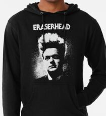 Sudadera con capucha ligera ¡Camiseta Eraserhead!