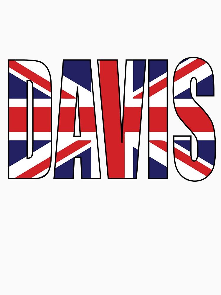 Davis (UK) by Obercostyle