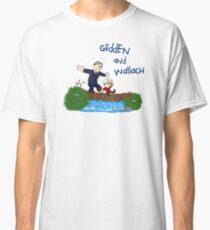 Dr. Glidden & Dr. Wallach mashup Classic T-Shirt