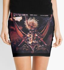 Heavy Metal Movie Mini Skirt