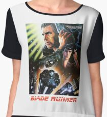Blade Runner Movie Shirt! Chiffon Top
