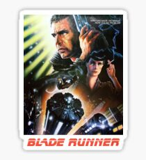 Blade Runner Movie Shirt! Sticker