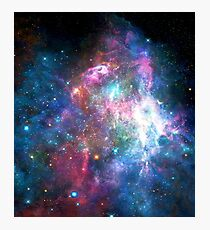 Nebula Galaxy Print Photographic Print