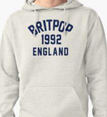 Britpop Pullover Hoodie