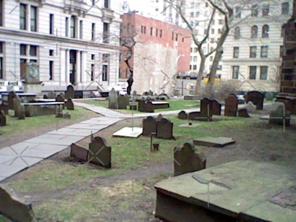 Cemetery  by Zeldamushroom21