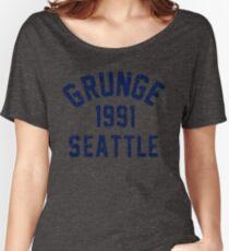 Grunge Women's Relaxed Fit T-Shirt