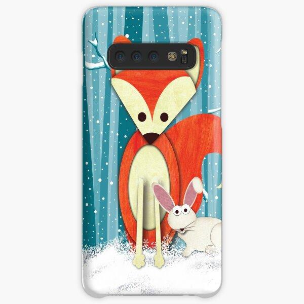 Winter Friends Samsung Galaxy Snap Case