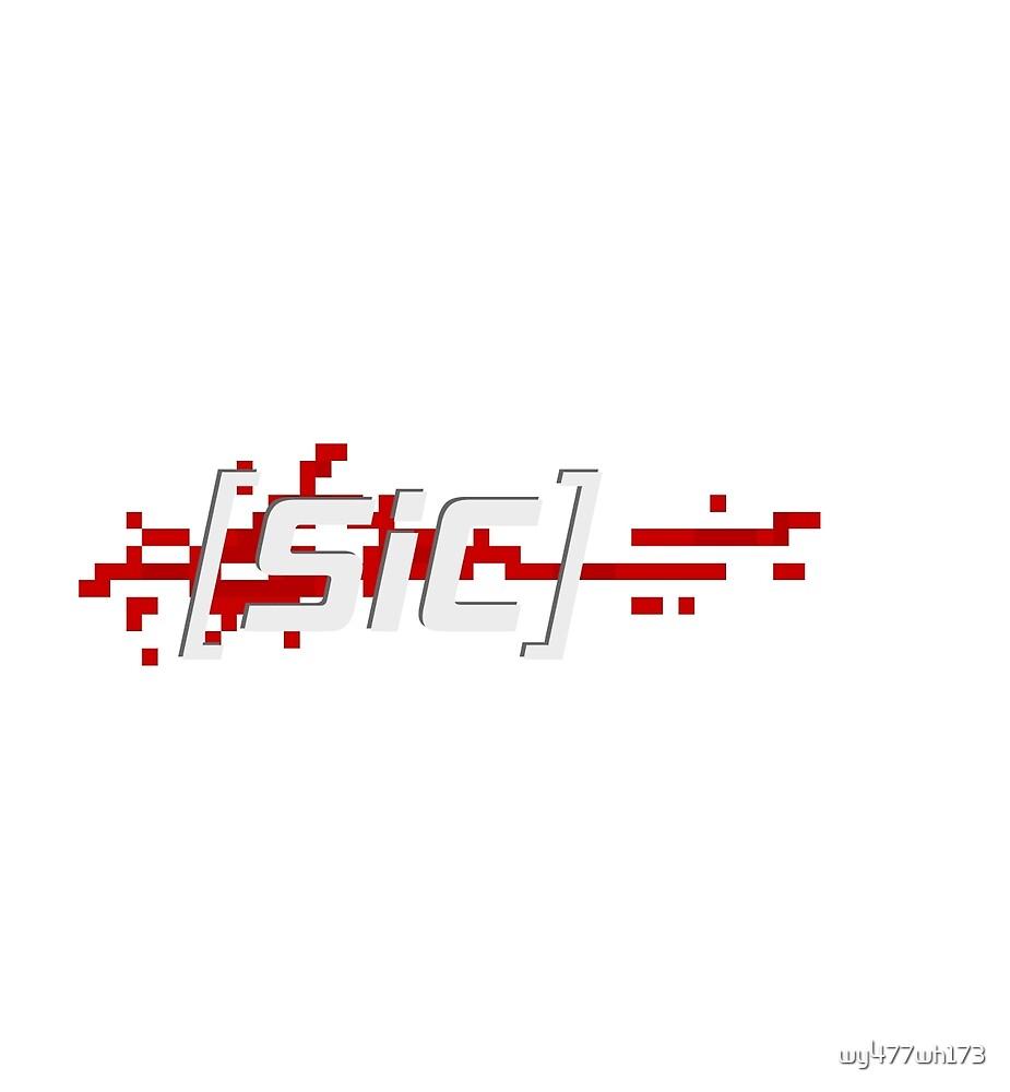SiC Logo Stuff by wy477wh173