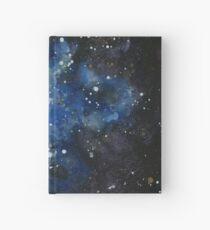 Iris Nebula (NGC 7023) Watercolor Interpretation Hardcover Journal