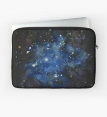 Iris Nebula (NGC 7023) Watercolor Interpretation Laptop Sleeve