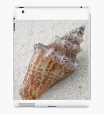 Nature's mobile home iPad Case/Skin