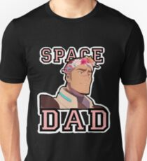 Space Dad Unisex T-Shirt