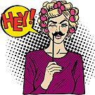 Hey girl by Kerby664