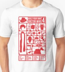 Build Your Own Doctor Who 4 T-Shirt