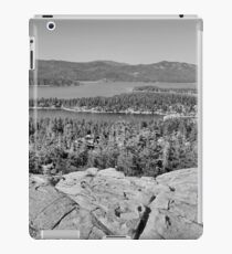 Big Bear Lake-HDR  iPad Case/Skin