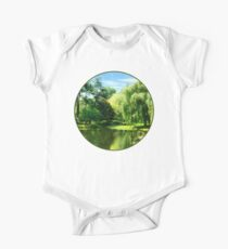 Willow By the Lake One Piece - Short Sleeve