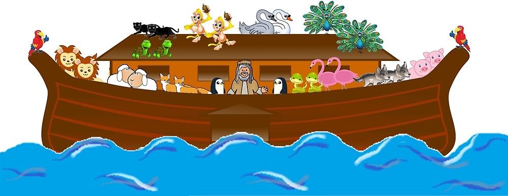 Noah's Arc by LinoRichie