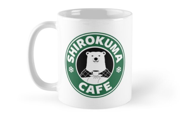 Shirokuma Cafe by Gluconeogenesis