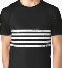 BigBang MADE Distressed Logo (white ver) Graphic T-Shirt