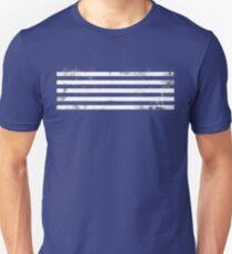 BigBang MADE Distressed Logo (white ver) Unisex T-Shirt