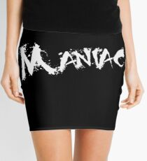 Maniac  Mini Skirt
