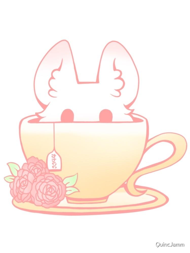 Teacup Dog by Estelle Collins