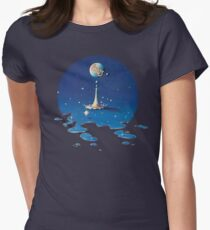 Time - Electric Light Orchestra Women's Fitted T-Shirt