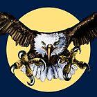 Eagle by AnnaShell