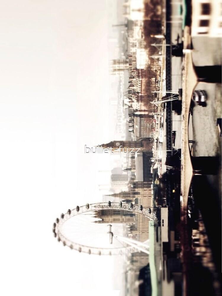 Sherlock's London von bullet-fuzz
