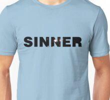 SINNER (w) Unisex T-Shirt