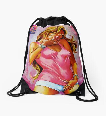 Tasty Taster Drawstring Bag