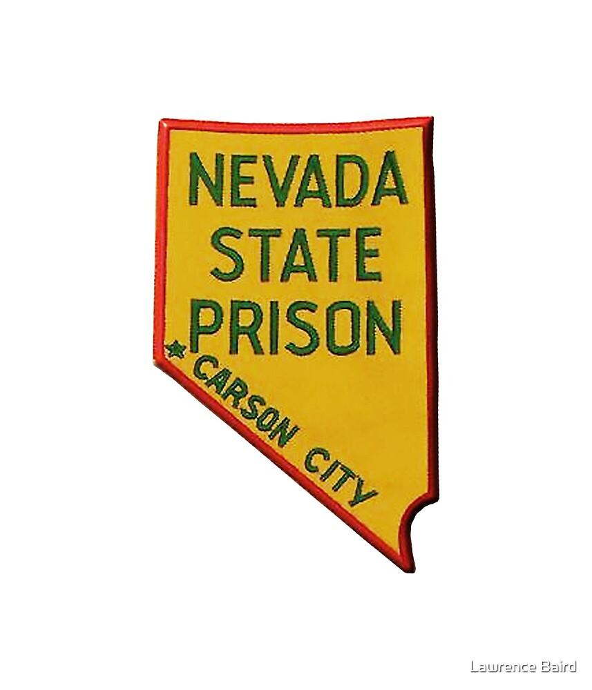 Nevada State Prison by Lawrence Baird