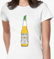 Cerveza Women's Fitted T-Shirt