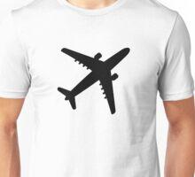 Airplane Jet Unisex T-Shirt