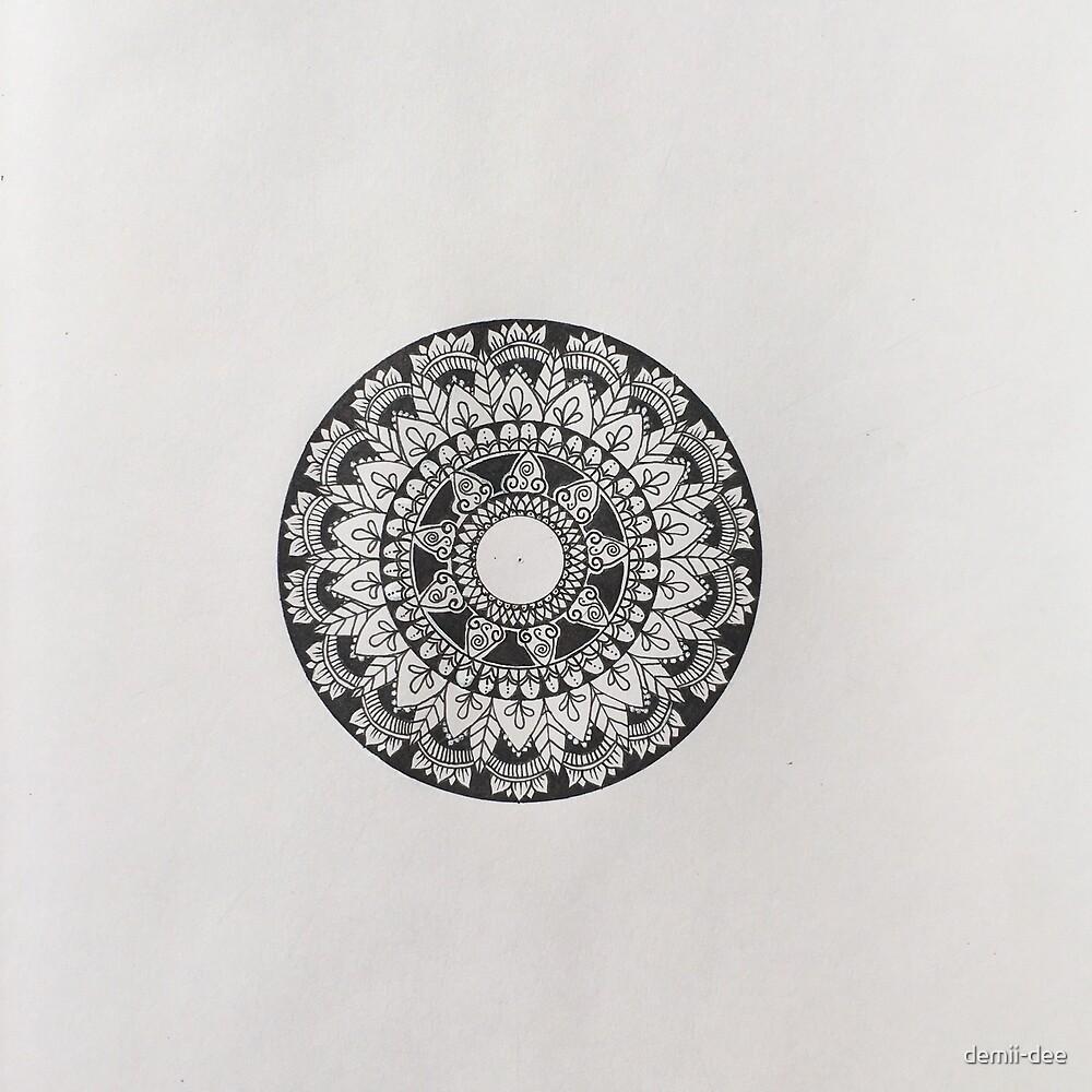 Mandala by demii-dee