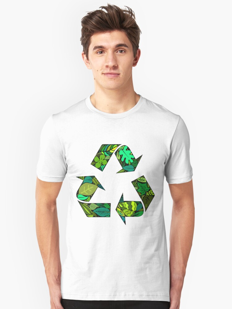 merge earth Unisex T-Shirt Front